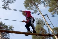 Abenteuerwald Enderndorf mit Zip-Line