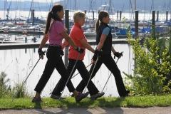 Wandern & Nordic-Walking (Wanderarena, Kursangebote)