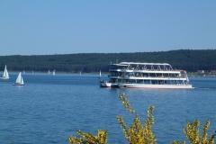 Erlebnissschifffahrt MS Brombachsee