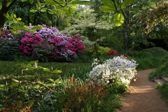 Schloss Dennenlohe mit Gartenpark