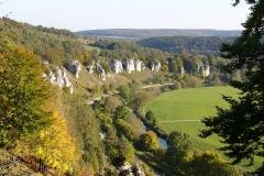 Die 12 Apostel im Naturpark Altmühltal