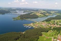 Luftbild Enderndorf Igelsbachsee