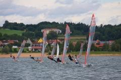 Segeln - Boote der 29er Klasse