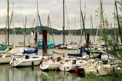 Segelhafen am Brombachsee