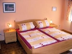 Ferienhof Erika Kühleis - Schlafzimmer