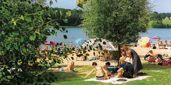 Badespaß am Altmühl- Brombach- und Rothsee