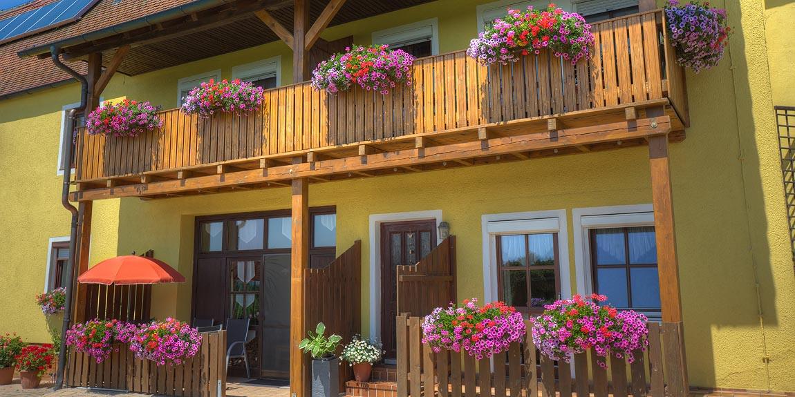 Ferienhaus - Zum Seeblick