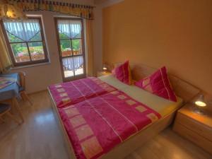 Ferienhaus - Zum Seeblick - Schlafzimmer
